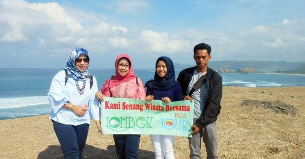 Wisata Bukit Merese Lombok