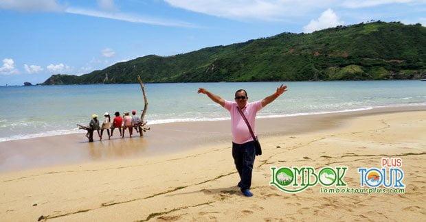 Wisata Ibu Kristin di Lombok