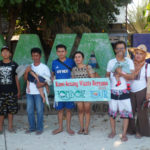Keceriaan Wisata Ibu Lia dan Keluarga di Lombok