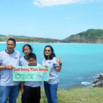 Keseruan Wisata Ibu Menik dan Keluarga di Lombok