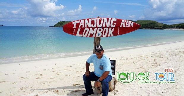 Wisata Tanjung Aan Lombok