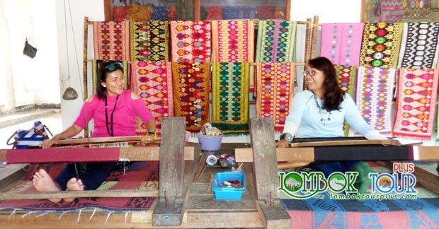 desa budaya di Lombok