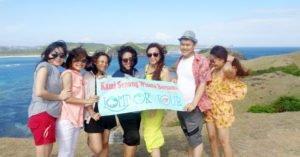 indahnya wisata bukit merese Lombok