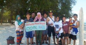 paket tour gili nanggu lombok
