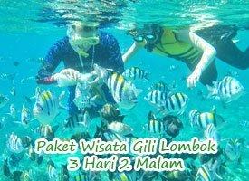 Paket Wisata Gili Lombok