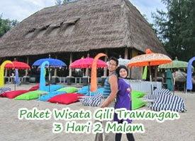 Paket Wisata Gili Trawangan Lombok