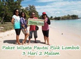 Paket Wisata Pantai Pink Lombok