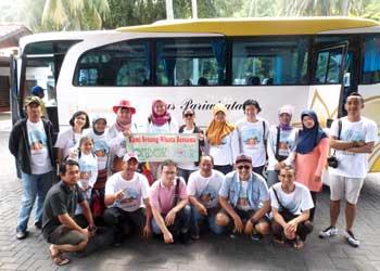 sewa mobil di lombok bersama Lombok Tour Plus