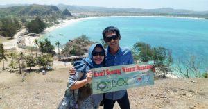 Wisata Ibu Via dan Suami di Lombok