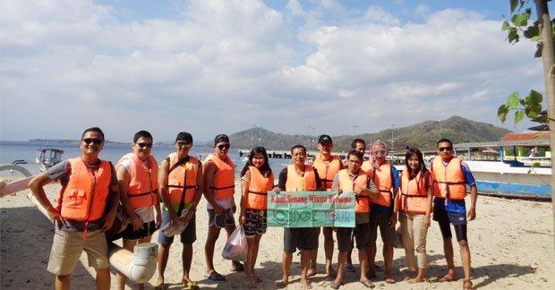 Siap - siap mengintip keindahan alam bawah laut Lombok