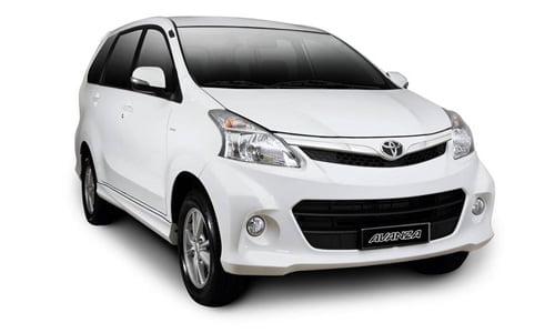 Sewa mobil Avanza di lombok termasuk supir dan bensin