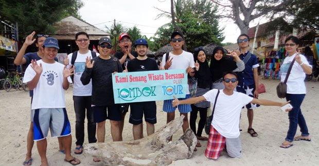 Wisata Menyenangkan di Lombok bersama Lombok Tour Plus