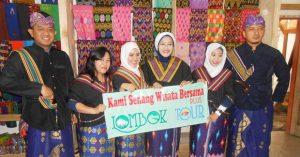 pakaian tradisional lombok