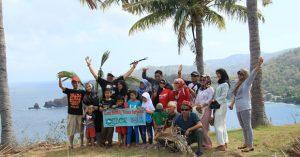 Serunya wisata di bukit malimbu Lombok
