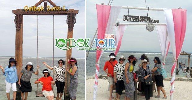 Wisata Ibu Lani di Gili Trawangan Lombok
