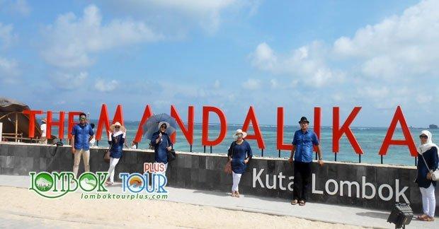 Wisata Lombok Bapak Varian di Kuta Lombok