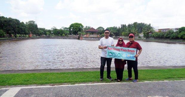 Wisata Taman Mayura Lombok
