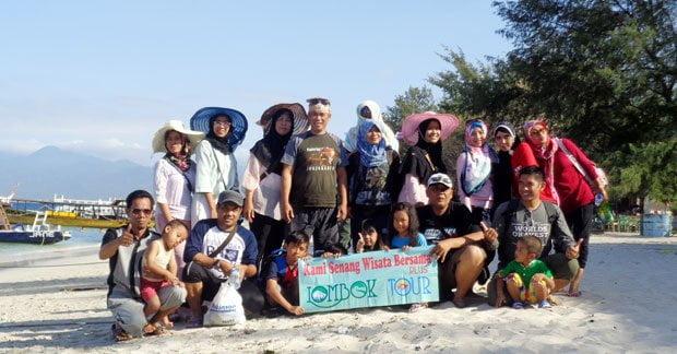 Wisata di Gili Trawangan Lombok