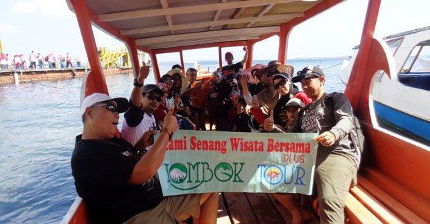 Wisata seru menuju gili trawangan lombok