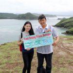 Testimonial Wisata di Lombok Bapak Deni