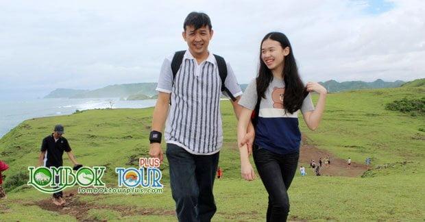 Wisata di Bukit Merese Lombok