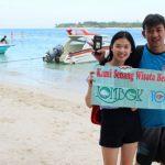 Menatap Keindahan Gili Trawangan Lombok