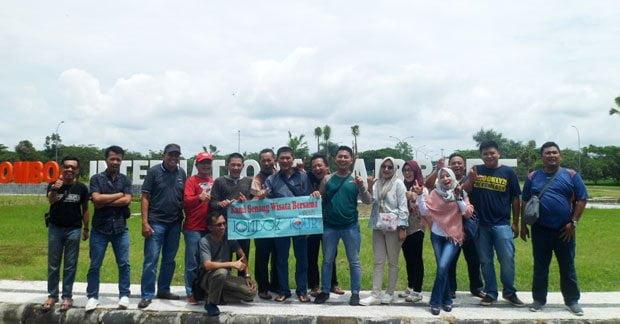 Kedatangan Wisata Bapak Budi di Lombok