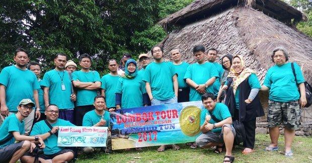 Bapak Hadi & Grup Wisata di Bukit Malimbu