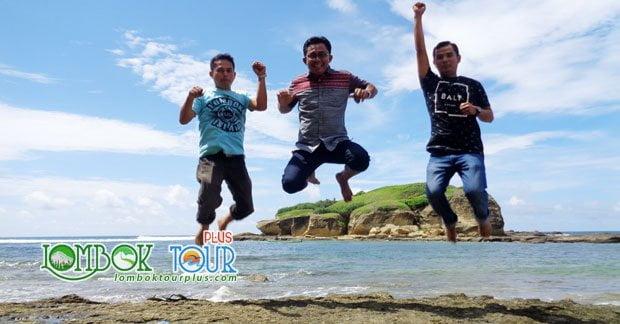 Indahnya alam pulau Lombok