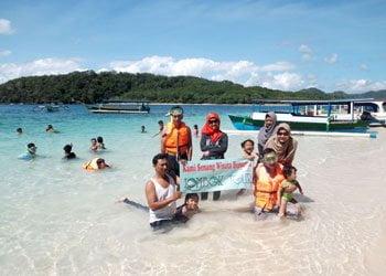 Gili Nanggu di Lombok