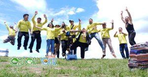 Serunya Wisata di Lombok Bapak Hadi & Grup
