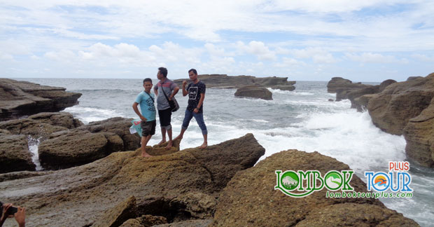 Wisata Bapak Abe di Lombok