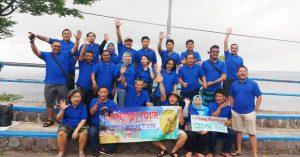 Wisata Bukit Malimbu Bapak Hadi & Grup
