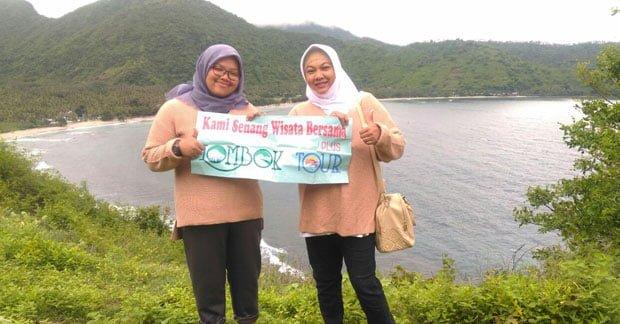 Wisata Ibu Riska di Lombok