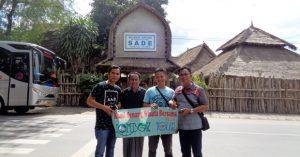 Wisata di Desa Sade Lombok