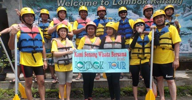 Wisata seru di Lombok