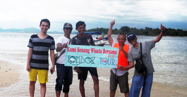 Serunya wisata Lombok bersama sahabat