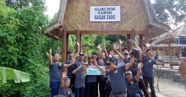 Testimonial Wisata Lombok Bapak Sugiyana