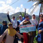 Testimonial Wisata Lombok Ibu Oktaviana dan Sahabat