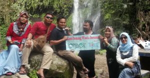 Wisata Lombok Air Terjun