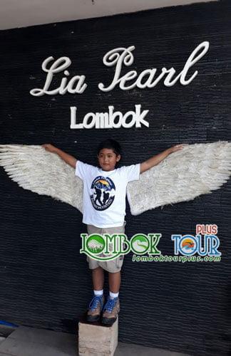 Wisata Bapak Ade di Lombok