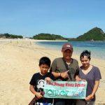 Testimonial Wisata Bapak Ade Bersama Keluarga di Lombok