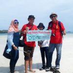 Testimonial Wisata Bapak Irwan dan Keluarga di Lombok