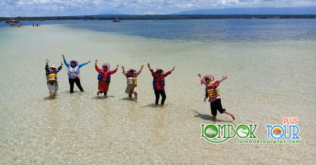 Wisata Gili Pasir Lombok