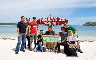 9 Pantai di Lombok Tengah