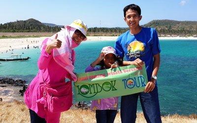 Wisata di Pantai Tanjung Aan