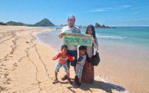 tempat wisata di kuta lombok