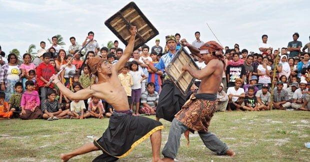 presean Lombok